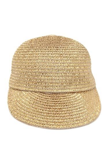 Eric Javits Şapka Altın